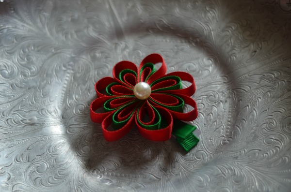 136 Christmas Flower