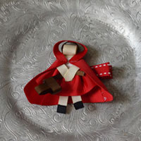151 Red Riding Hood Inspired