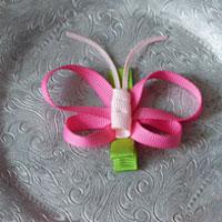 104 Butterfly in Pink