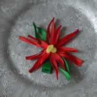 137 Christmas Poinsettia