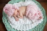 Ashton in Baby Pink