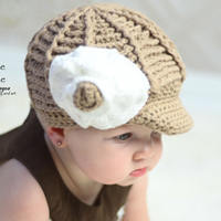 Frannie in Tan
