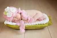 Josephine in Baby Pink