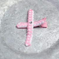 02 Pink and White Cross